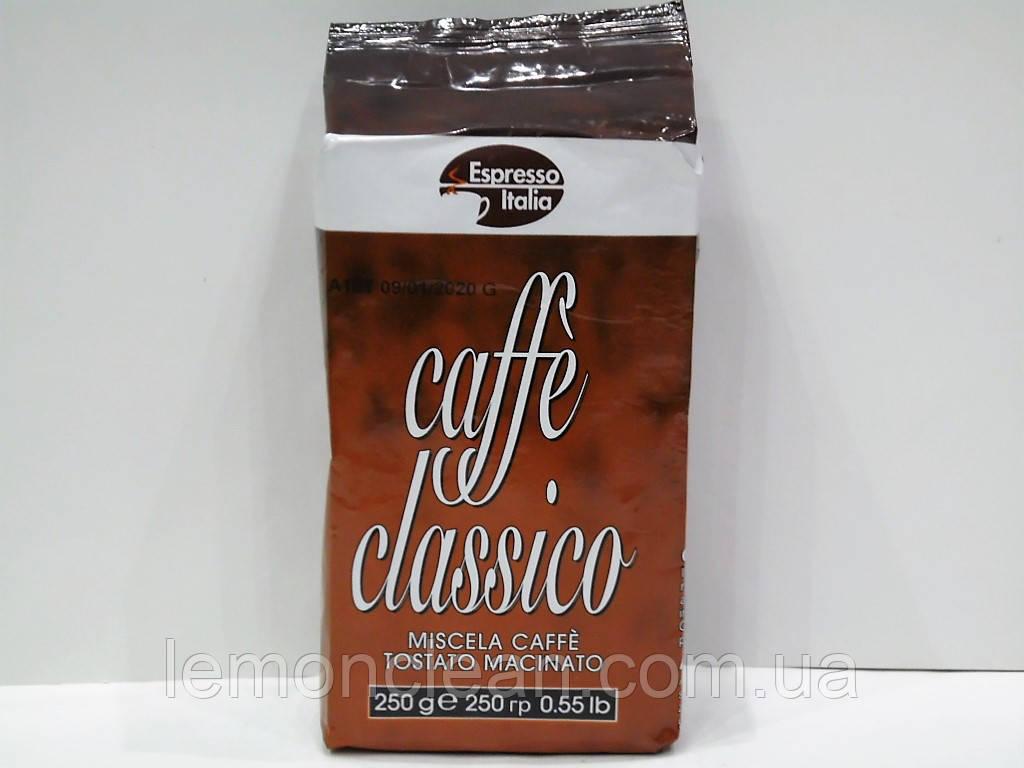 Кофе молотый Espresso Caffe Classico 250гр