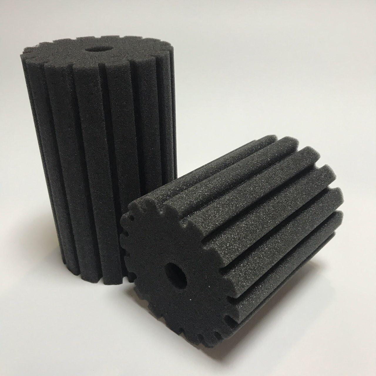 Сменная губка для аэрлифтного фильтра TopFish XL d9х17cm