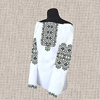 Женская сорочка бисером (нитками) ВМ-СЖ-254. Заготовка под вышивку.