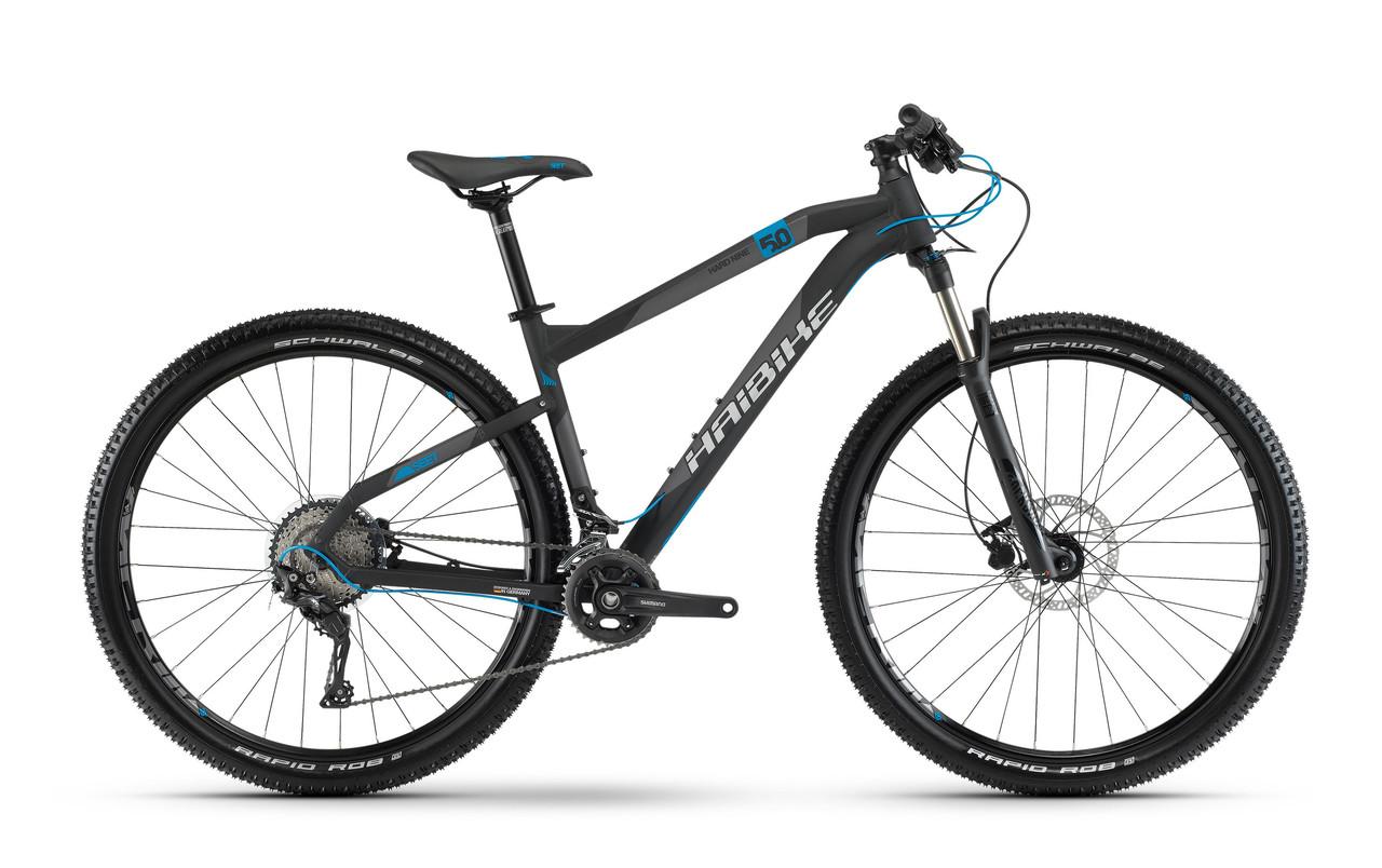 Велосипед Haibike SEET HardNine 5.0 29