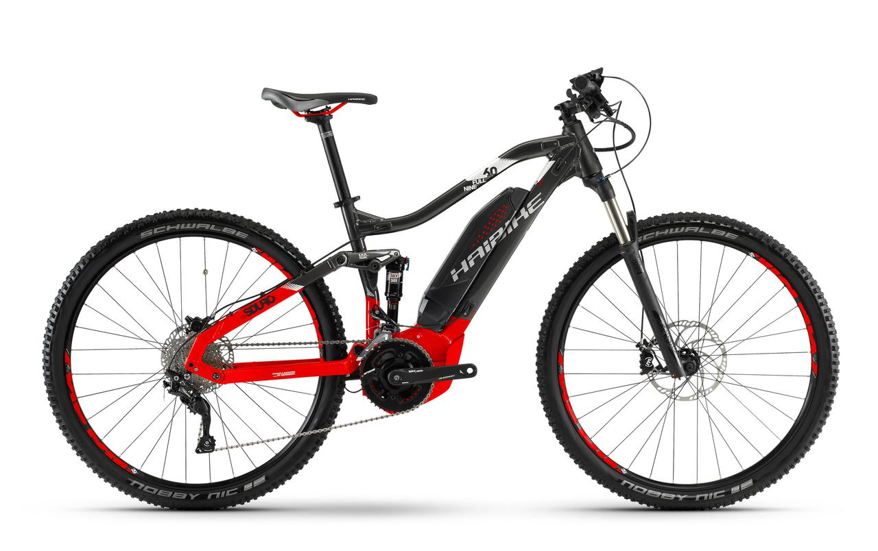 Велосипед Haibike SDURO FullNine 6.0 29