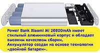 Power Bank Xiaomi Mi 20800 mAh. Повер банк.
