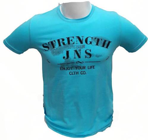 Мужская футболка Strength, фото 2