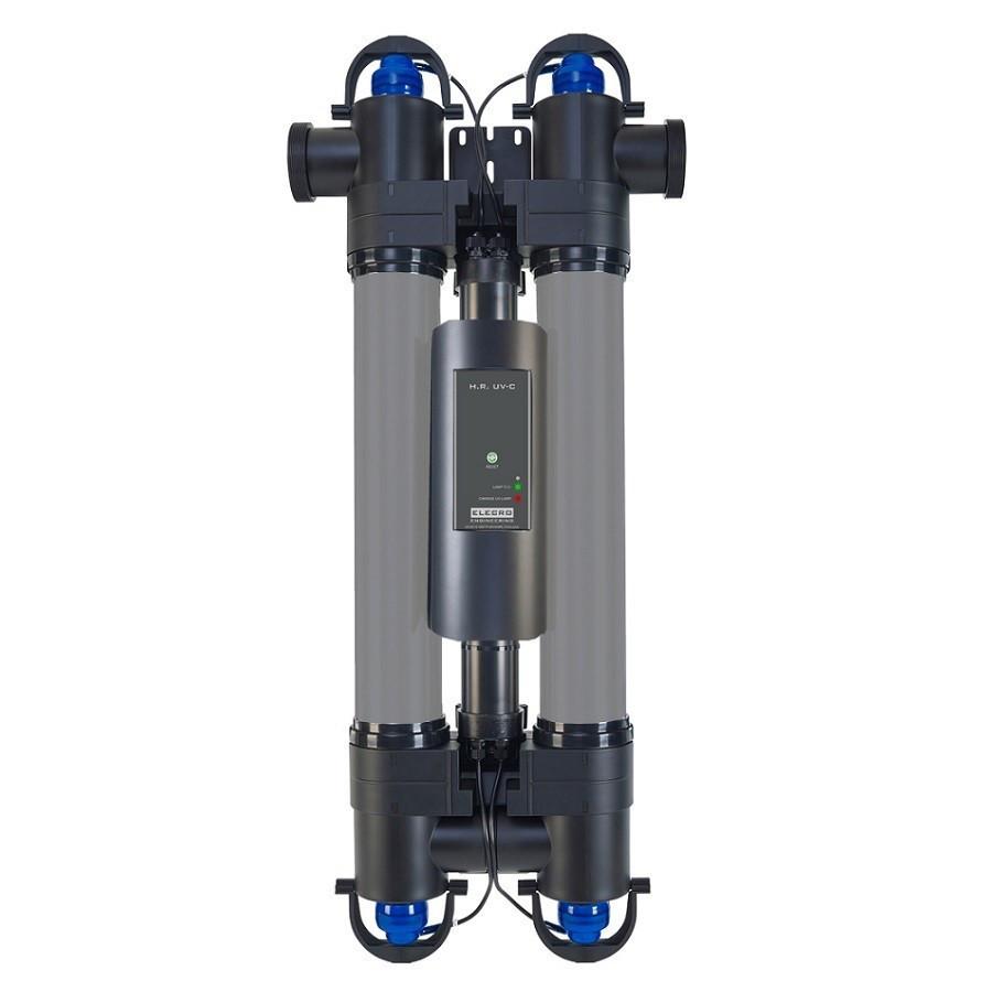 Ультрафиолетовая установка Elecro Steriliser UV-C E-PP2-110. Для бассейнов с объёмом воды до 100 000 л
