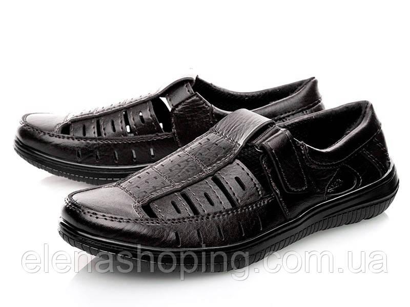 Туфлі-босоніжки чоловічі львівські р (40-42) 41