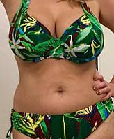 женский купальник  на грудь большого размера