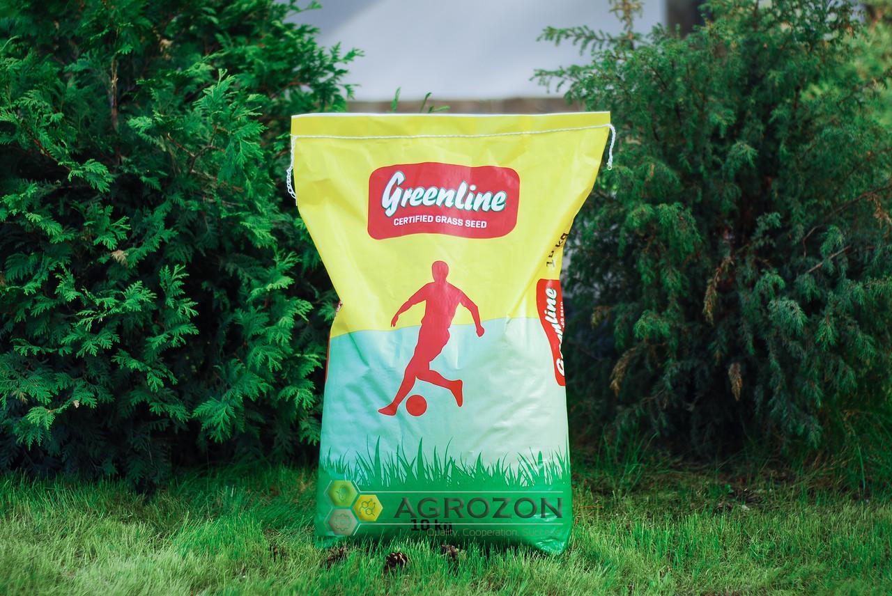 Газонная трава Greenline Декоративный (Decor) - 10 кг