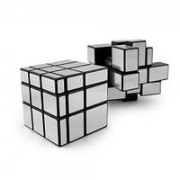 Кубик рубика Зеркальный серебро