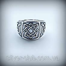 1029 Серебряное кольцо Сварог 925 пробы от производителя