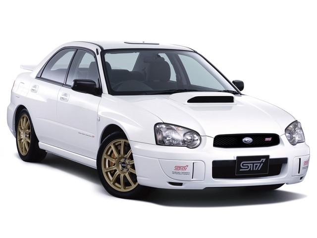Subaru Impreza (GD) (01.2003-12.2007)