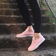 Летные женские слипоны Rabbit pink