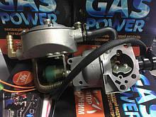 ГАЗ ГБО на генераторы , переделка генератора на газ