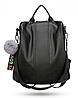 Рюкзак-сумка Sujimima черный
