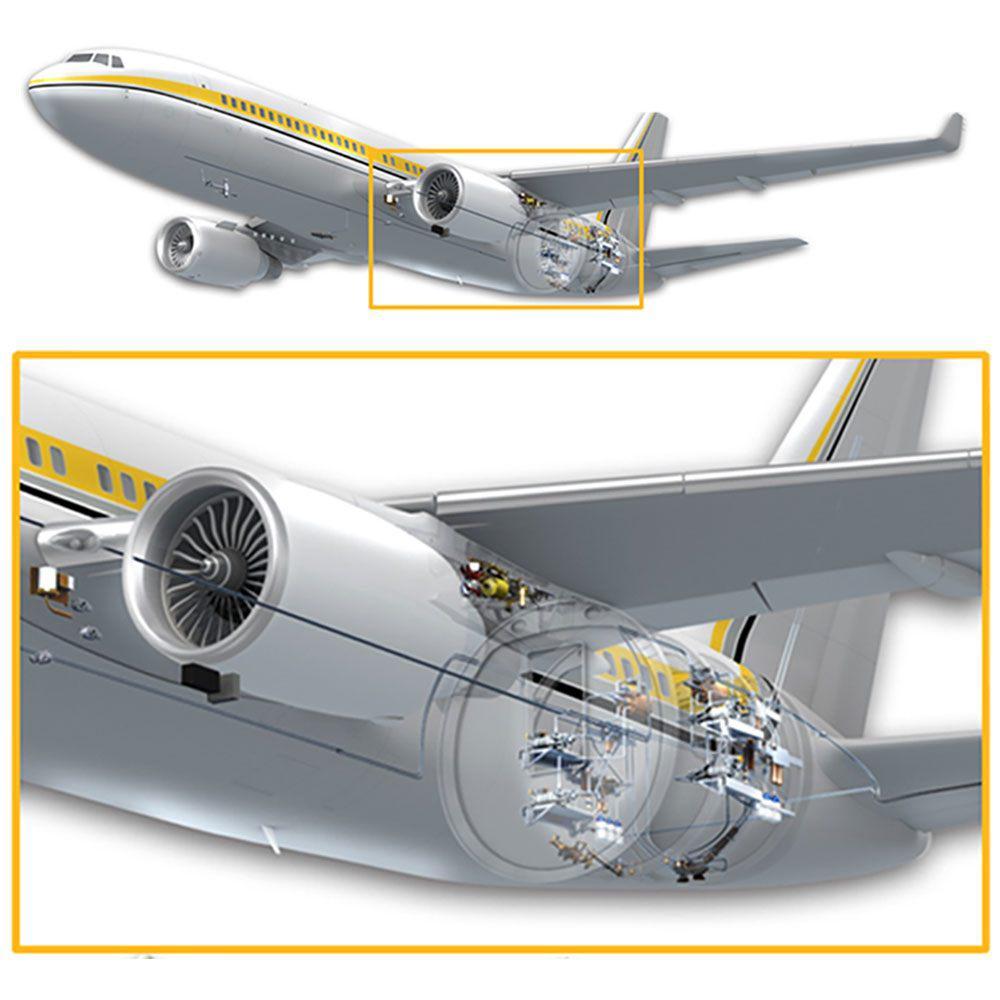 Интегрированные гидравлические системы Parker для авиатехники