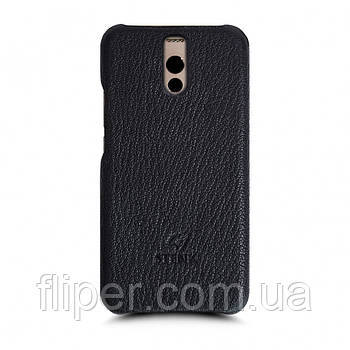 Кожаная накладка Stenk Cover для Meizu M6 Note Черный