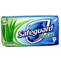 Мыло туалетное Safeguard 90гр Алое s.45675