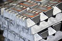 Чушка алюминиевая Al—Si— Сu, фото 1