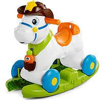 Лошадка-качалка Chicco Baby Rodeo (07907.00), фото 1