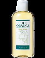 Cool Orange Hair Soap 200 мл. Шампунь от жирной перхоти и против выпадения волос
