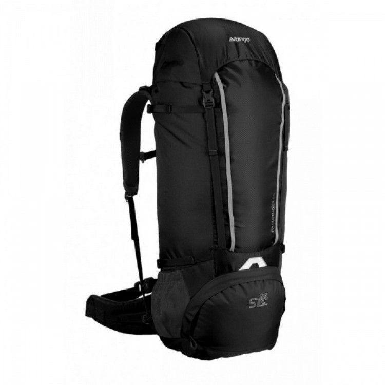 c288e47a9d65 Рюкзак Туристический Pathfinder 65 Black Vango Арт. 925307 — в ...