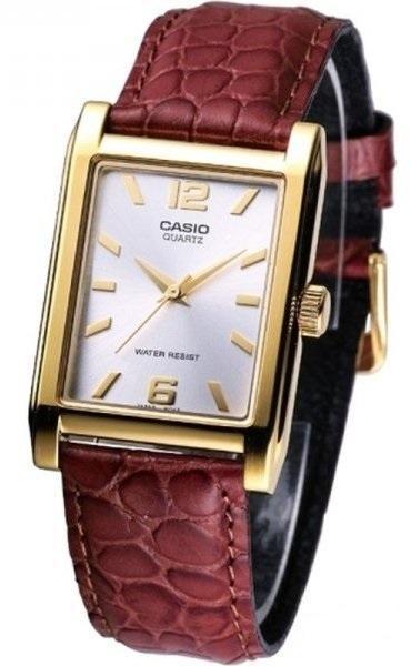 Наручные мужские часы Casio MTP-1235GL-7AEF оригинал