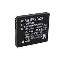 Аккумулятор для камер Leica DMW-BCE10 (аналог BP-DC6, BP-DC6-J, BP-DC6-U, DB-70) - аналог 1100 ма