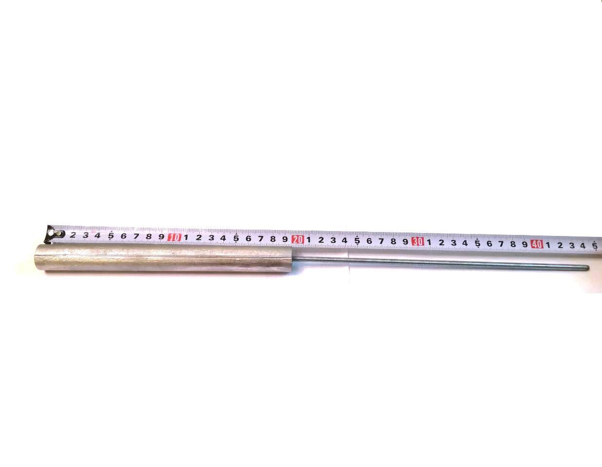 Анод магниевый Ø20мм / L=200мм / резьба M5x245мм Украина