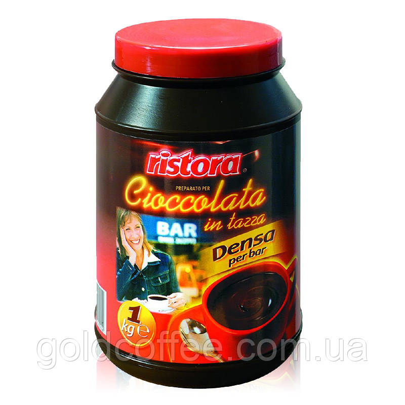 Горячий Шоколад Ristora 1 кг, банка