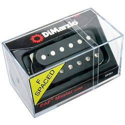 Звукосниматель для гитары DIMARZIO DP261FBK PAF MASTER BRIDGE F-Spaced (Black)