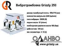 Виброплита GRizzly C250