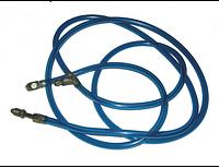 Топливопровод 70-1101345-Б1 низкого давления 3 штуцера (пр-во БЗТДиА)