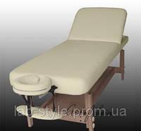 Массажный стол полиуретановый Стационарный 2-х секционный DON (ДОН) Доставка бесплатно!!!