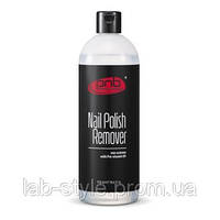 Жидкость для снятия лака без ацетона 550 мл / PNB Nail Polish Remover non acetone with Pro-vitamin B5