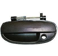 Ручка двери наружная передняя левая Lanos / Ланос в сборе, 96226249