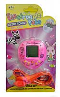 Тамагочи сердце pink - Любимая игрушка детства 168 персонажей в 1 тамагочи