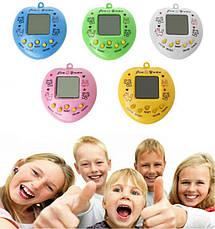 Тамагочи сердце yellow - Любимая игрушка детства 168 персонажей в 1 тамагочи, фото 3