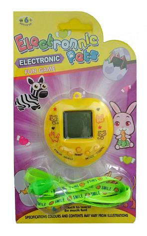 Тамагочи сердце yellow - Любимая игрушка детства 168 персонажей в 1 тамагочи, фото 2