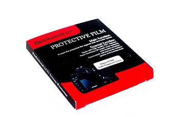 Защита LCD экрана Backpacker для Samsung WB10 - закаленное стекло