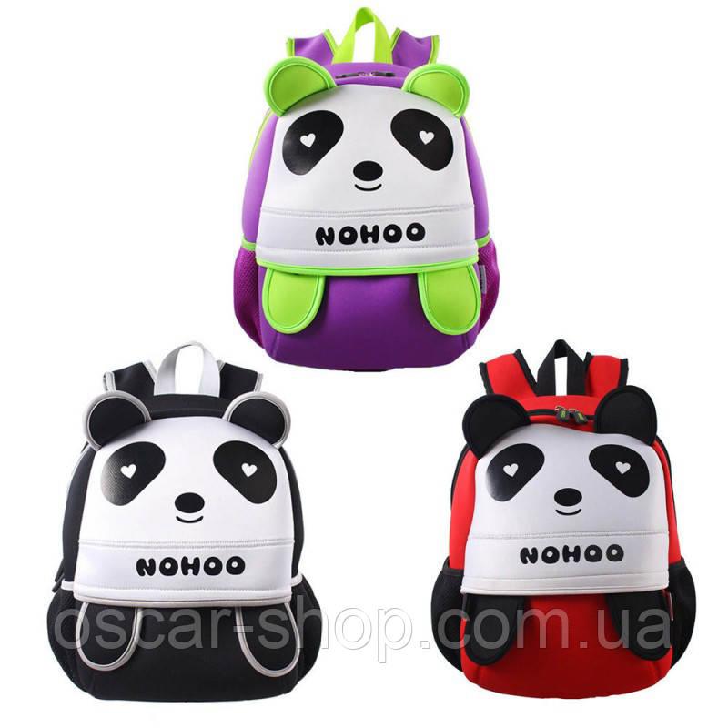 Рюкзак Панда / Рюкзак для дошкільника / Рюкзак дитячий дошкільний / Рюкзак для школяра / Рюкзак шкільний