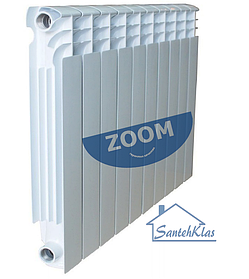Радиатор биметаллический ZOOM 500/100