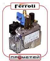 Газовый клапан Sit 825 Nova 0.825.023 Ferroli Domina C24 пьезо 39804970