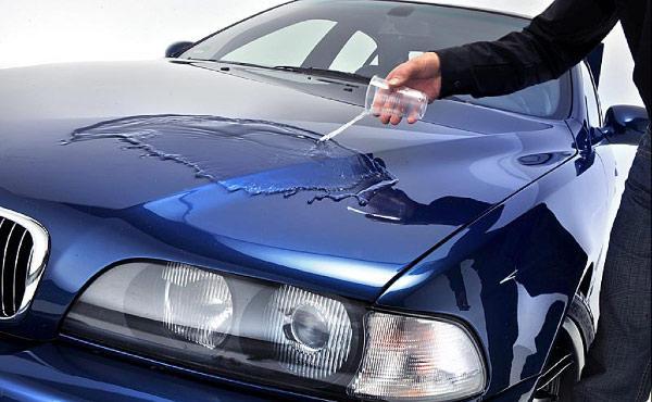 Обработка авто нанокерамикой