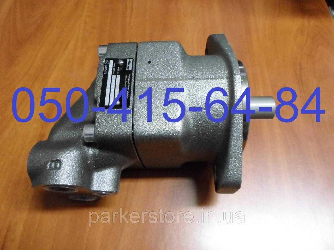 Гидромоторы Parker серии F11-010 по низкой цене от официального дистрибьютора в Украине