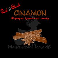 Сироп Корица TM Red&Black 700мл
