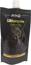 AnimAll ЭнимАл Шампунь для короткошерстных собак всех пород 100 мл