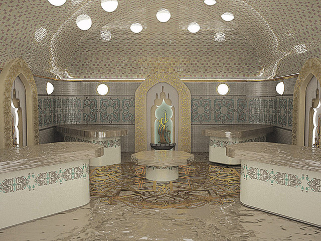 Оборудование для хамама - турецкой бани