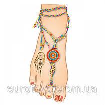 WOOKYНабор для изготовления браслетов и татуировок для ног