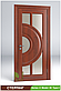 Міжкімнатні двері з масиву деревини Стерлінг, фото 5