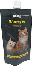 AnimAll ЭнимАл Шампунь для кошек всех пород и котят 100 мл