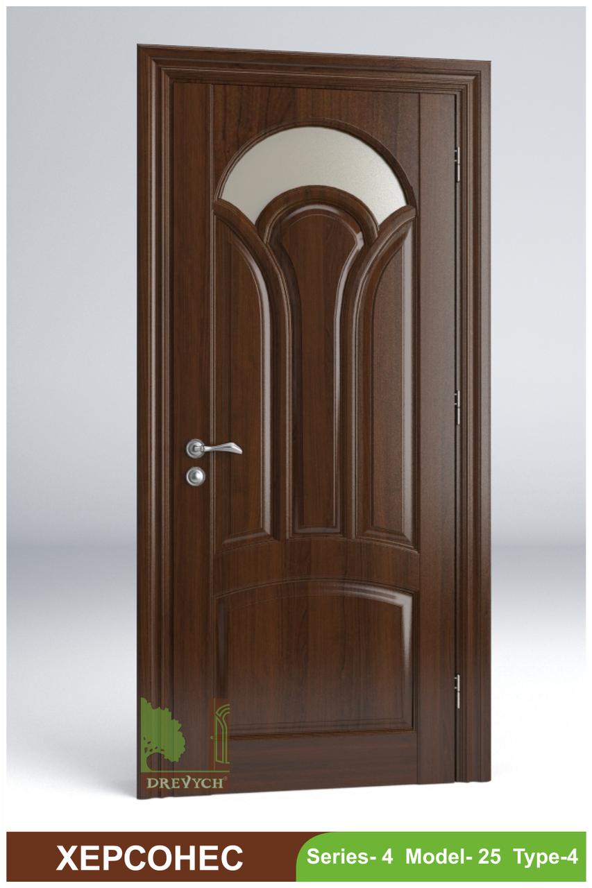 Міжкімнатні двері з масиву деревини Херсонес